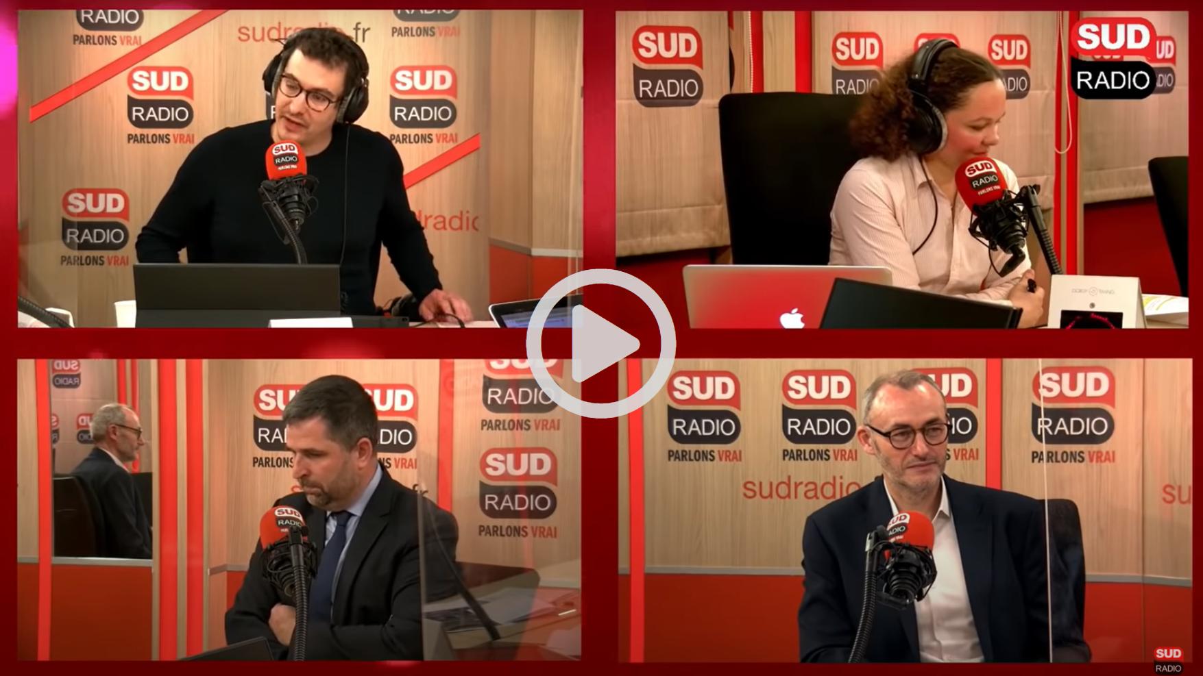 Passage Sud Radio Eudes