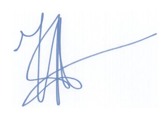 Signature Jean-Baptiste
